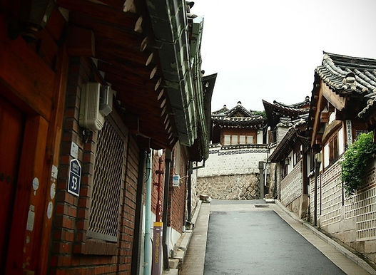 Bukchon Hanok Village & Getting There | Seoul, South Korea
