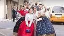 Hanbok Rental Voucher at Gyeongbokgung Shop | KoreaToDo