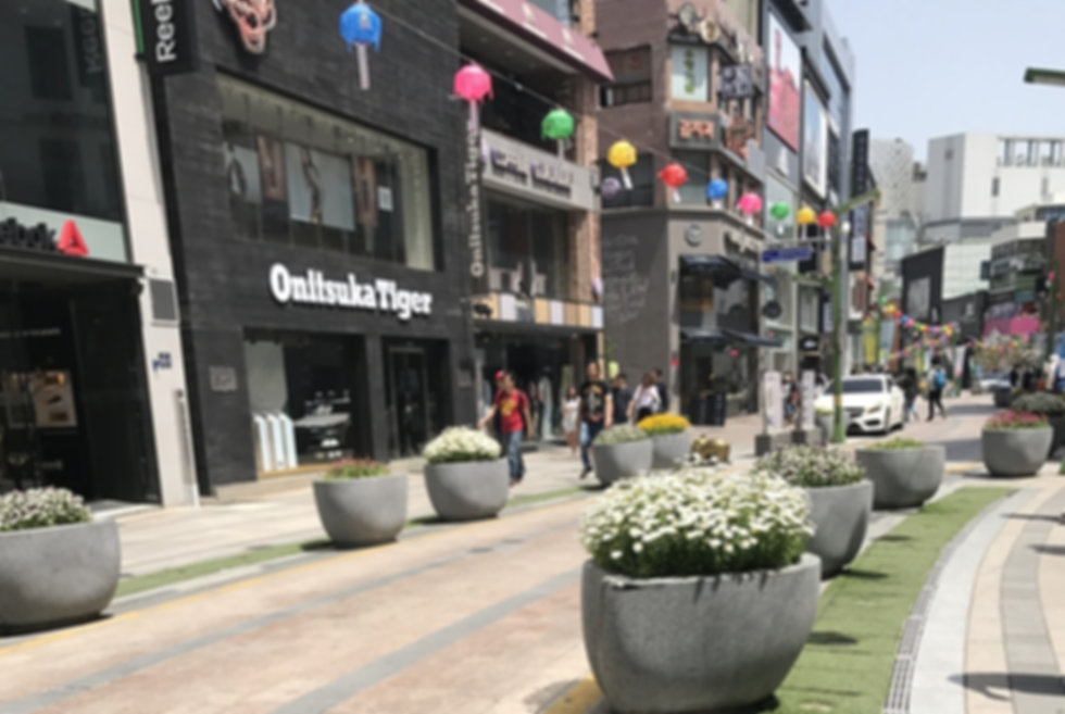 Gwangbokro Fashion Street & getting there | Busan, South Korea
