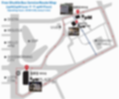Free Shuttle Bus Service Route Map between apM Luxe and apM Place Dongdaemun | Seoul, South Korea