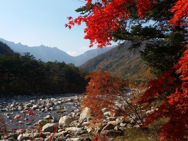Seoraksan National Park