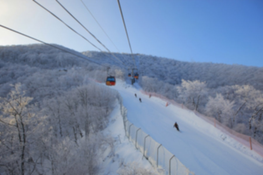 Yongpyong Ski Resort & Getting There | Overnight Trip from Seoul, South Korea | KoreaToDo