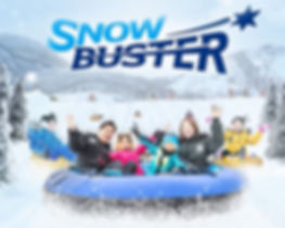 Winter in Everland Theme Park   South Korea