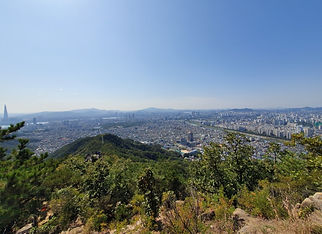 Yongmasan Mountain (348m)