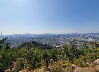 Yongmasan Mountain (348m)