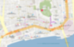 Getting to Yongdusan Park & Location Map of Top Places around | Busan, South Korea