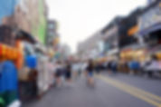 Hongdae (Hongik University Street) & Getting There | Seoul, South Korea