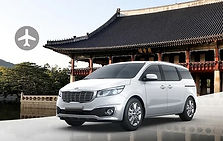 Private Incheon & Gimpo Airports Transfers for Seoul