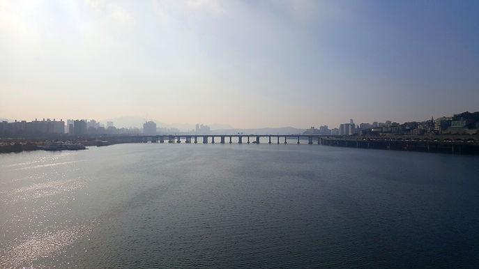 Dongho Bridge Walk - View from Bridge