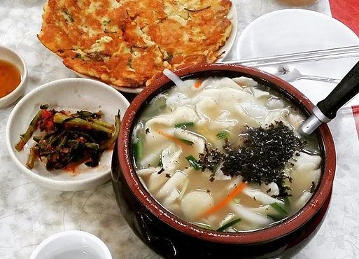 Samcheongdong - Sujebi Restaurant & Getting There   Seoul, South Korea