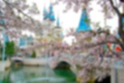 Lotte World - Magic Island in Spring | KoreaToDo