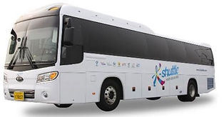 Korea Shuttle Bus Services for Foreigners ONLY - K-Shuttle Bus | KoreaToDo