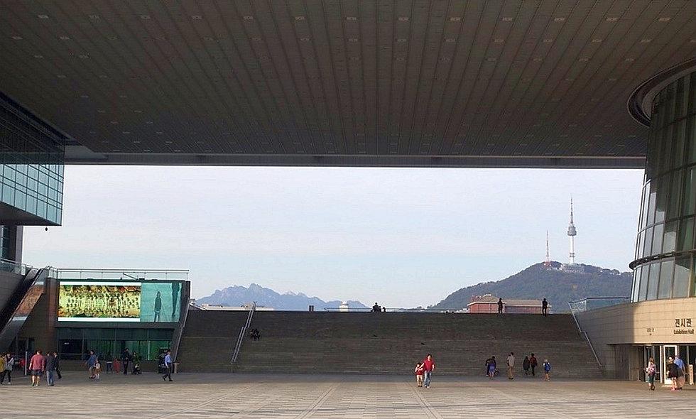 National Museum of Korea & Getting There | Seoul, South Korea