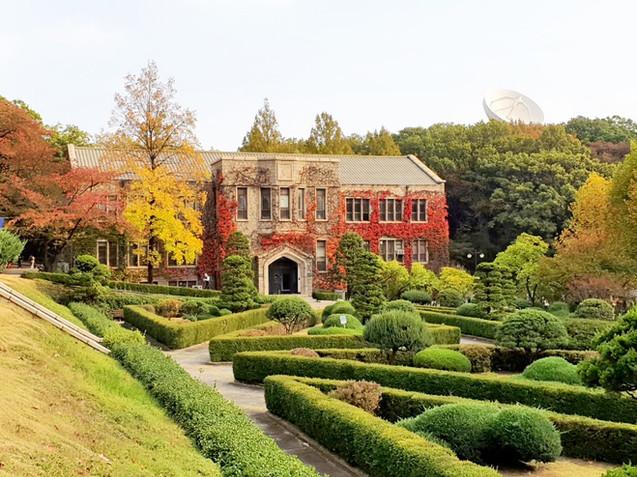 Yonsei University - Gothic Buildings
