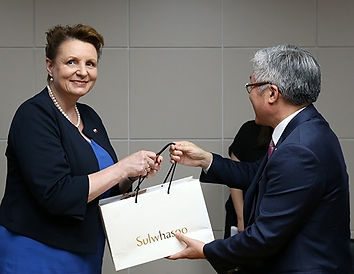 Sulwhasoo - Gift for foreign leader | Seoul, South Korea