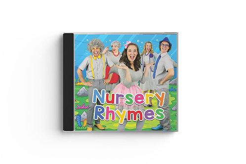 Nursery Rhymes CD