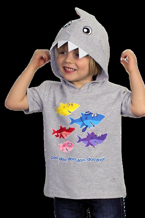 Shark Hoody Tee