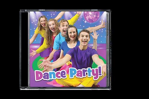 Dance Party CD