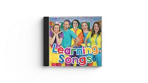 Learning Songs CD