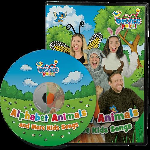 Alphabet Animals and More