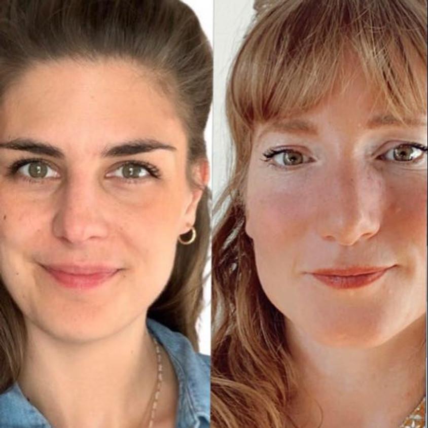 Online Samtale salon 'Find vejen hjem til dig selv' med Majli & Maria