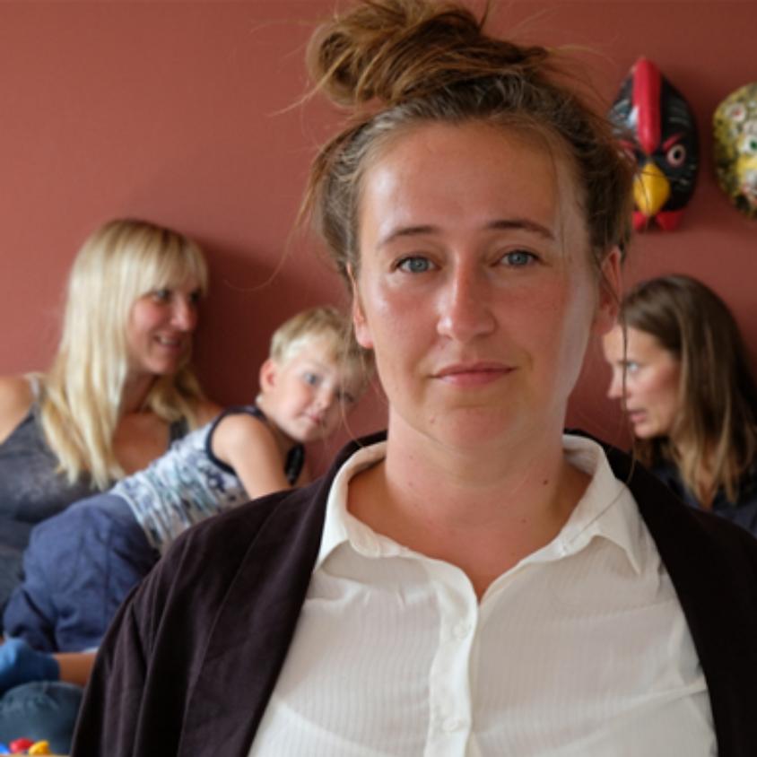 Online samtalesalon 'The Mental Load' med Laura bag Jegermor