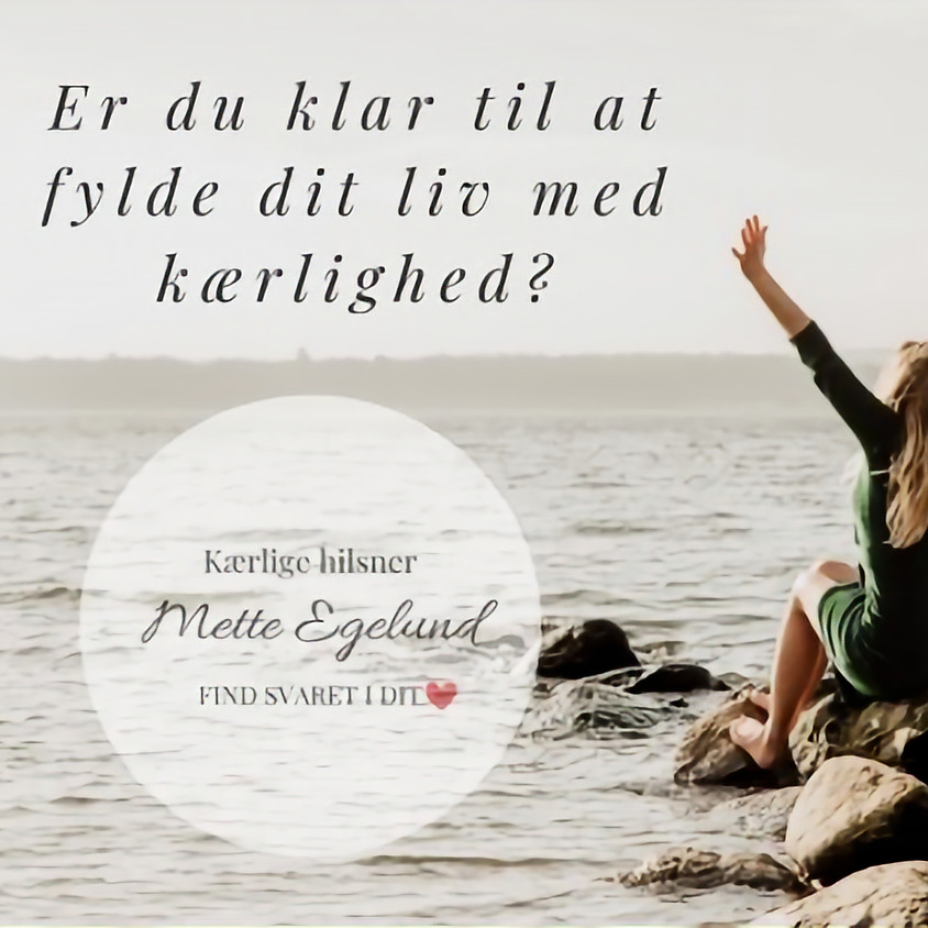 Online selvhjælpsgruppe forløb *Badass til kærlighed med Mette Egelund