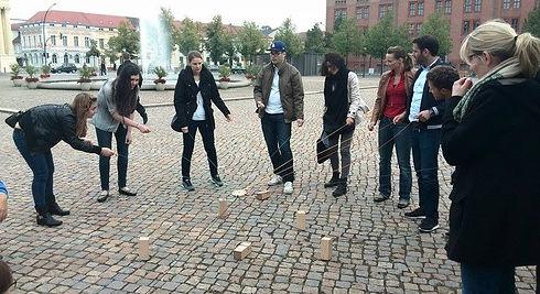 Teamentwicklung in Potsdam