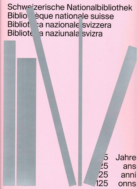 Text | Jubiläumspublikation Schweizerische Nationalbibliothek | Mai 2020