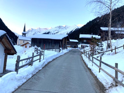 Winter, Weiler  Val