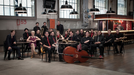 Kultur   Kulturmanagement   Starlight Jazz Orchestra   seit 2009