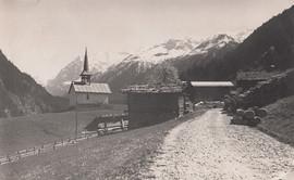 Historische Aufnahme Weiler Val