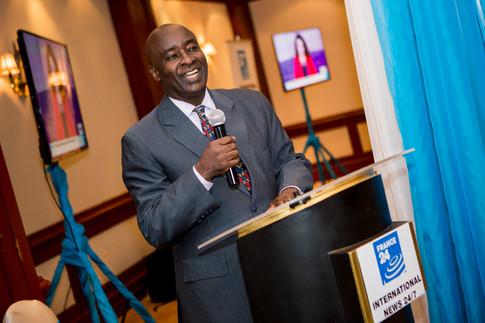 Launch of France 24, Nairobi, Kenya (2015)