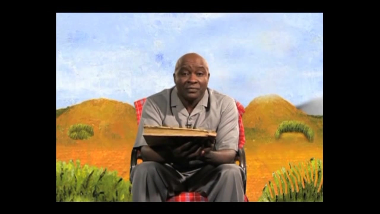 Reading from African Tales