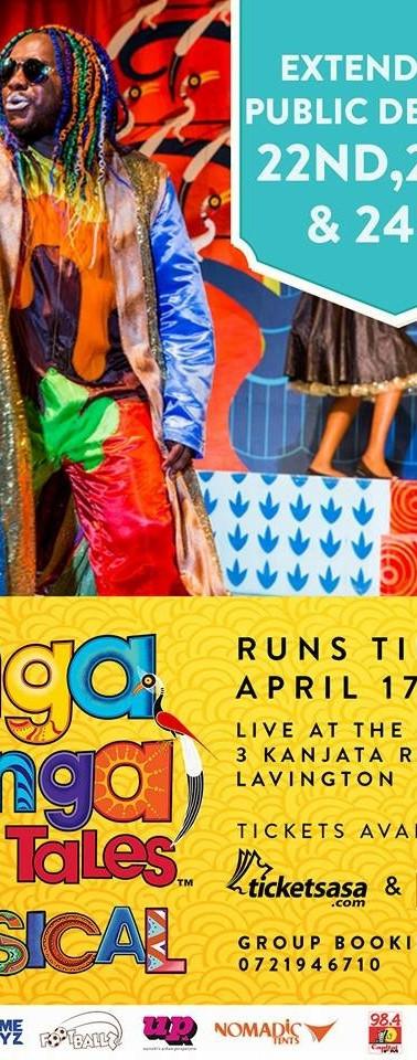 Tinga Tinga Tales, The Musical (2016)