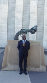At the United Nations HQ, New York (2016)