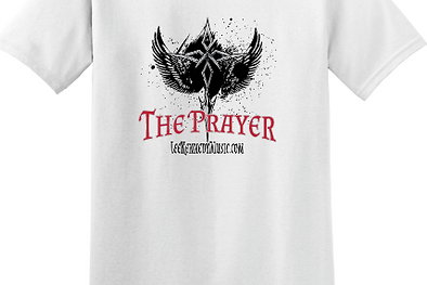 """""""Prayer"""" T- Shirt"""