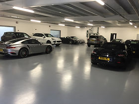 Car Show Room Sheffield