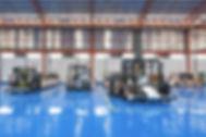 Epoxy Resin Flooring Sheffield