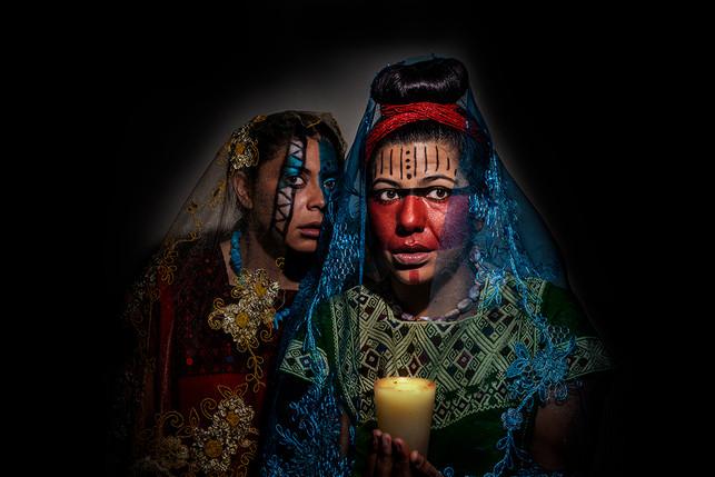 The Worshipers, Sissy Reyes & Yunuen Perez 2013