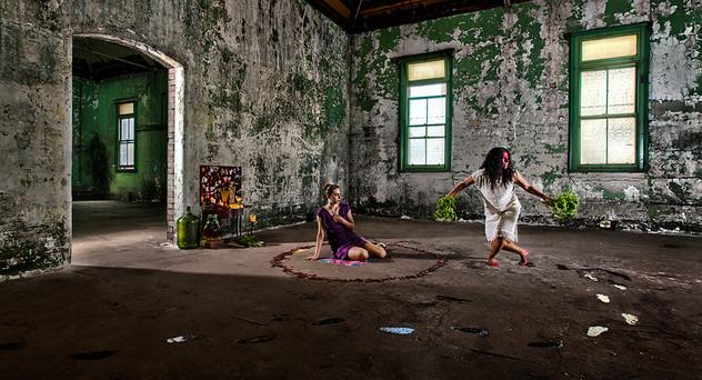 Healer series, Sissy Reyes & Yunuen Perez 2013