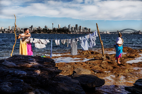 A faraway shore, Sissy Reyes & Yunuen Perez 2013