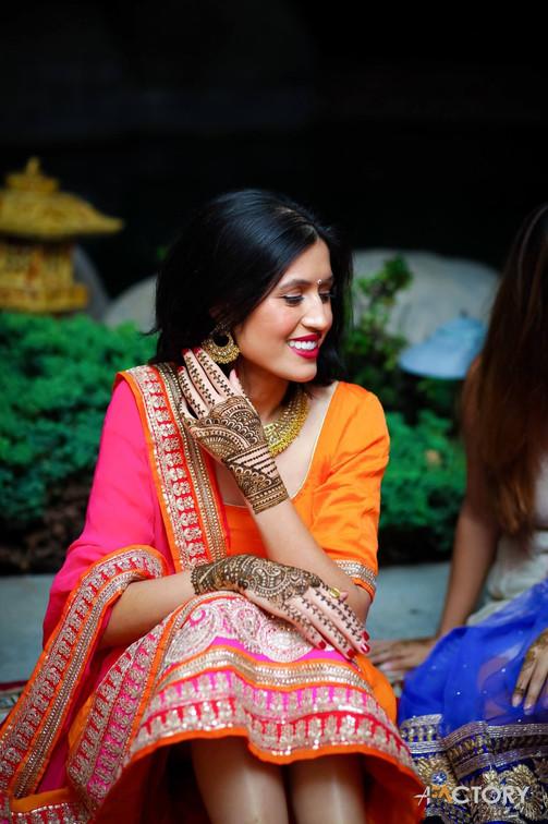 Bride Henna Day