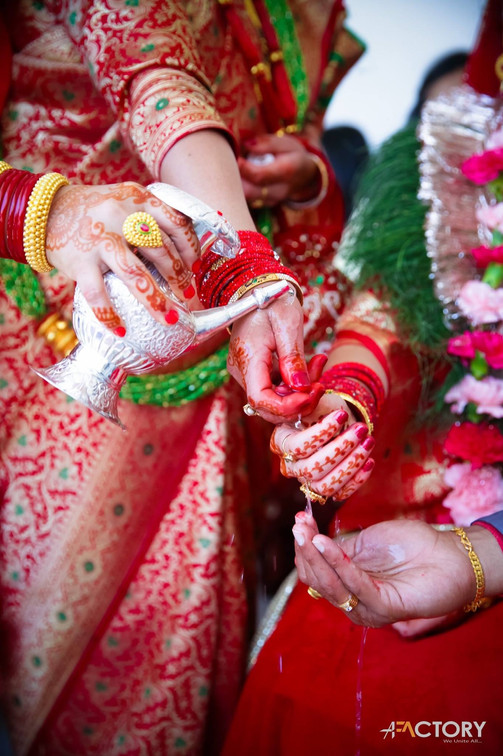 Nepali Wedding