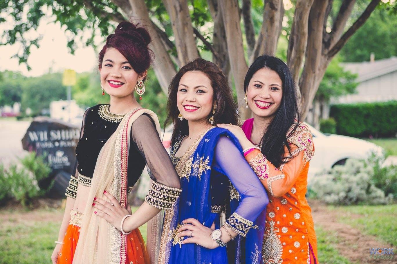 Beautiful Ladies Wedding