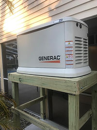 New Commercial & Residential Generators Installation