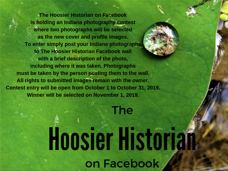 The Hoosier Historian Facebook Photo Contest
