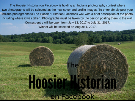 The Hoosier Historian on Facebook Indiana Photo Contest