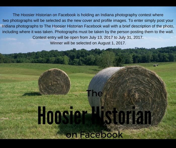 The Hoosier Historian on Facebook Indiana Photo Contest