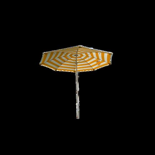 White & Yellow Umbrellas